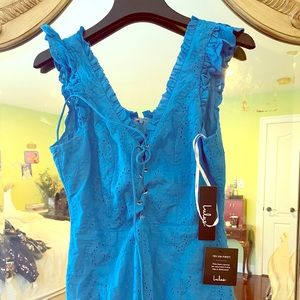 Brand New with tags Lulus jumpsuit